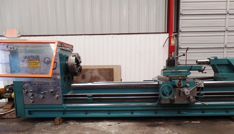 Vantage Hollow Spindle lathe